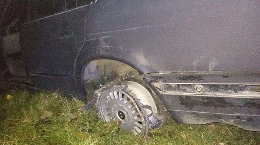 Погоня со стрельбой. Под Слуцком милиционерам пришлось стрелять, чтобы остановить пьяного водителя на BMW