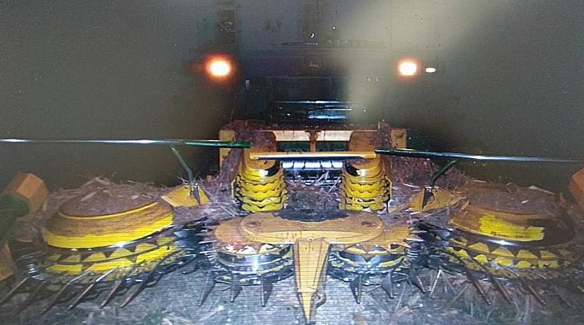 На Гродненщине механизатор остался без руки, когда убирал кукурузу