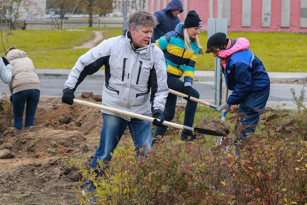 Начальник управления по образованию Барановичского горисполкома Сергей Пузиков.