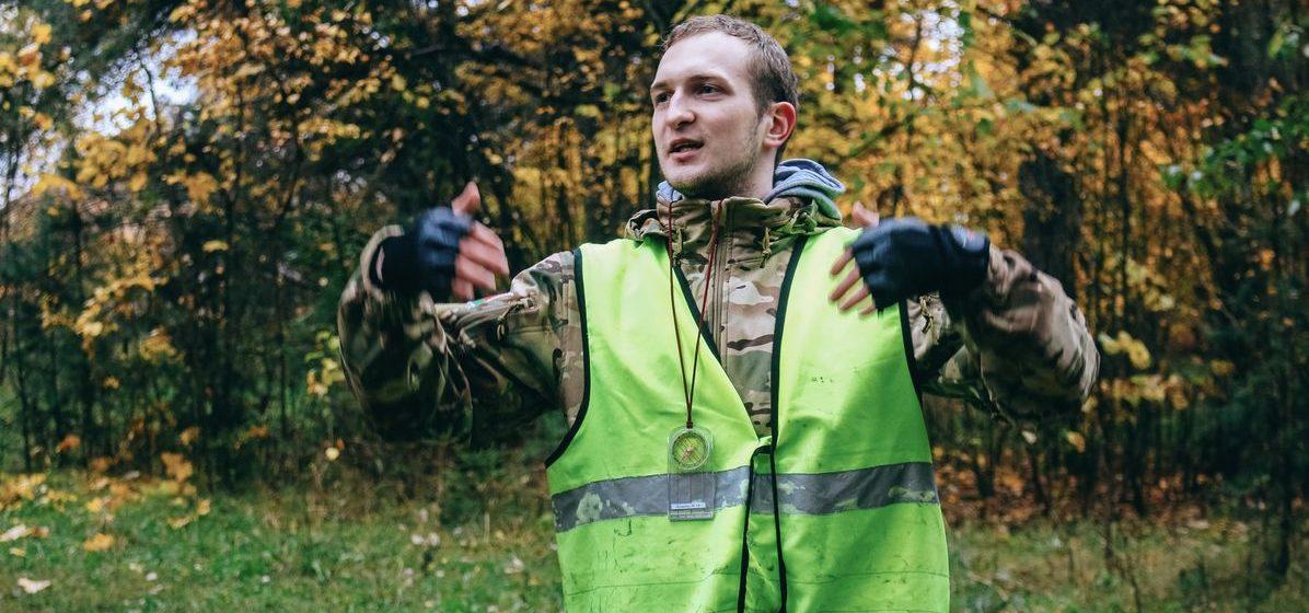 «Пока снимал, сам стал «Ангелом». В Барановичах пройдет презентация фильма про поисково-спасательный отряд «Ангел»