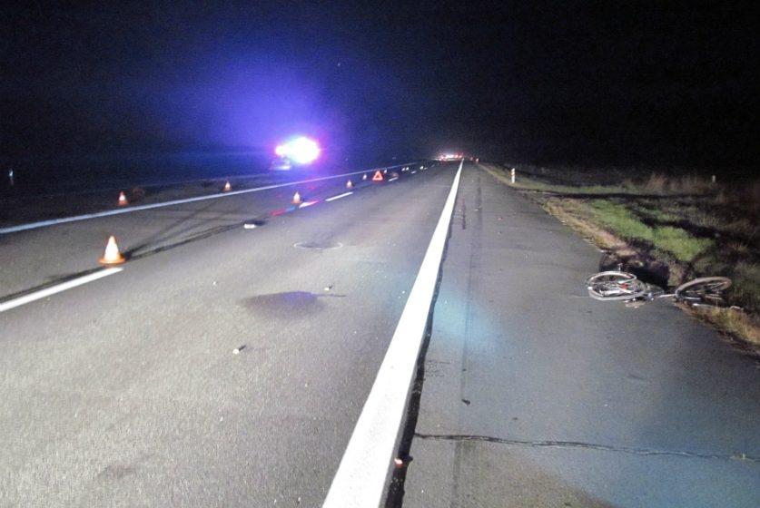Стали известны подробности смертельной аварии под Барановичами: BMW сбил двух пешеходов. Один из них был в инвалидной коляске