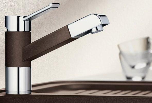Классификация смесителей по принципу смешивания воды