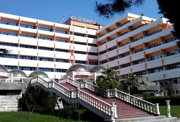 Санаторий «Южное взморье» в Адлере – лучшее место для отдаха в Сочинском регионе