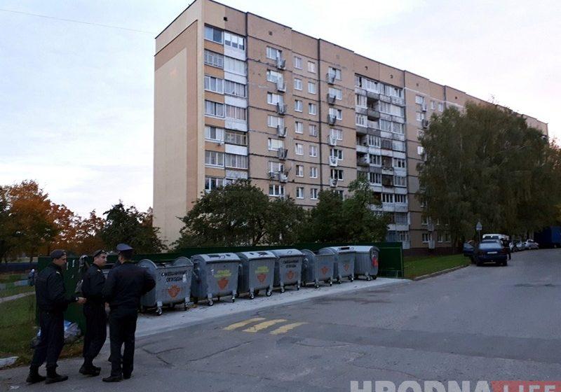 Труп новорожденного нашли на мусорке в Гродно