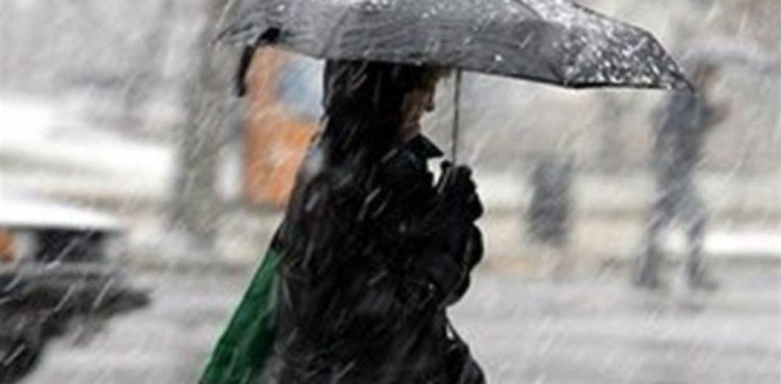 В четверг, 25 октября, в Беларуси ожидается мокрый снег