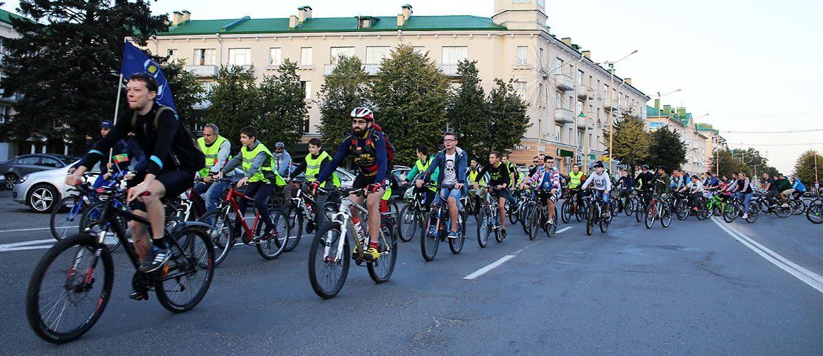 В Барановичах пройдет городская велоэкскурсия