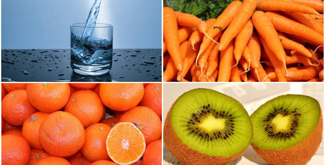 Пять продуктов, помогающих выводить никотин из организма