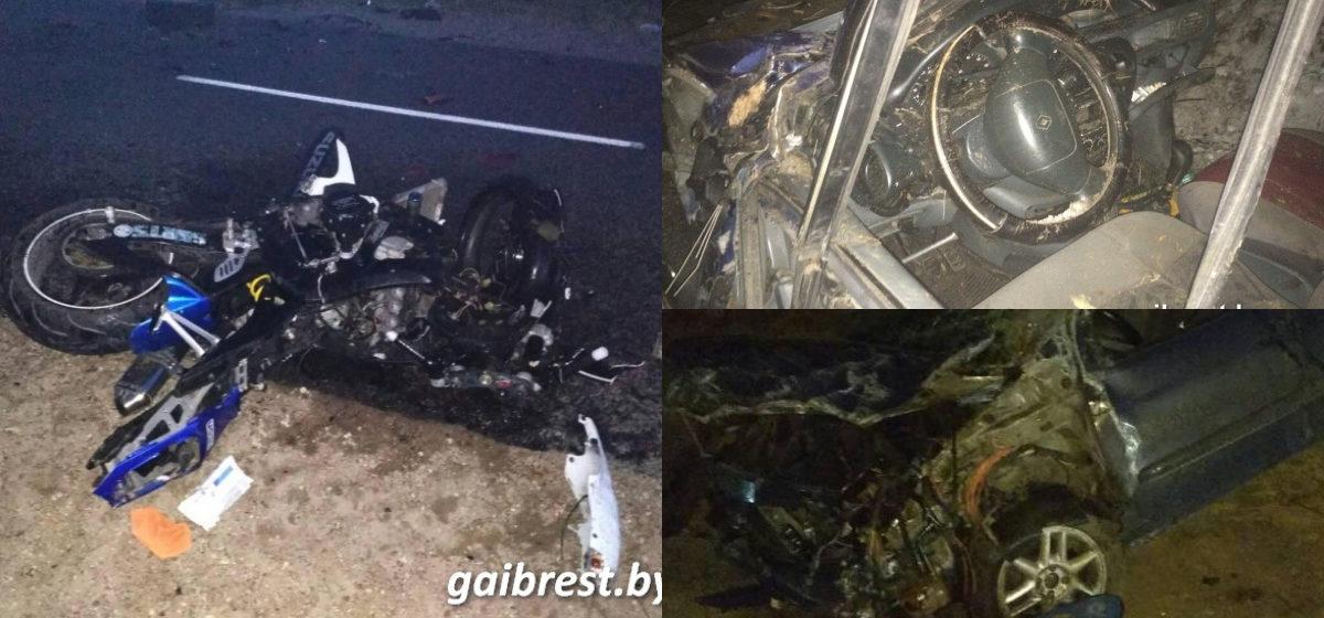 На дорогах Барановичского региона за девять месяцев погибли 7 человек