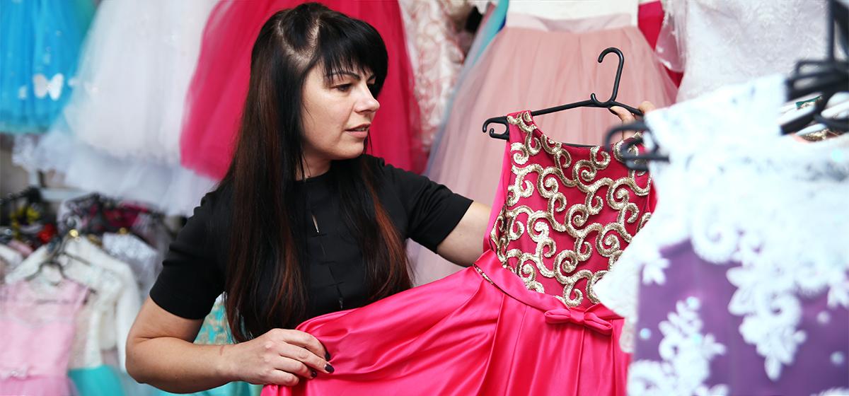 Мой бизнес. Как жительница Барановичей открыла салон проката детских и свадебных нарядов. «Было желание все изменить»