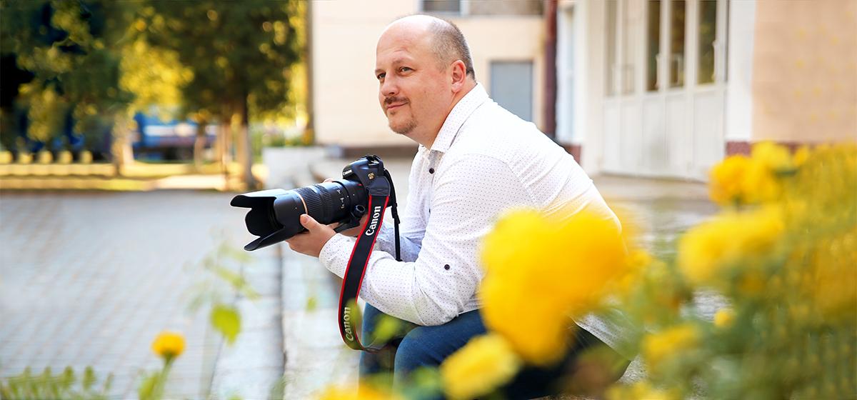 Мой бизнес. Барановичский фотограф рассказал о плюсах и минусах своей работы. «Всегда есть вероятность, что тебе не заплатят»