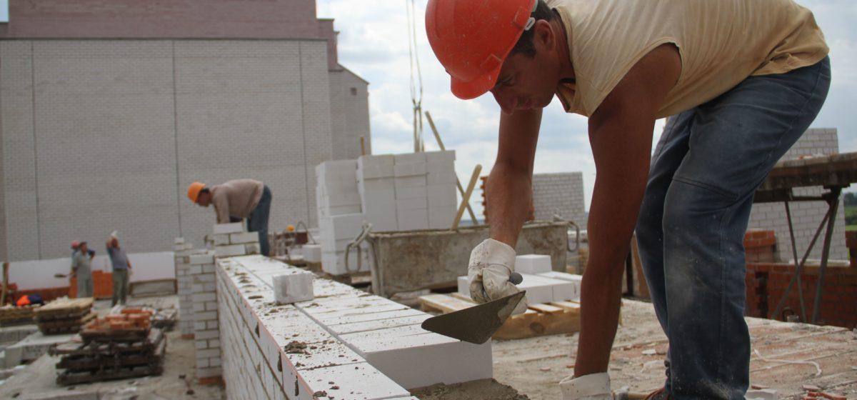 В Беларуси изменят механизм начисления зарплаты строителям