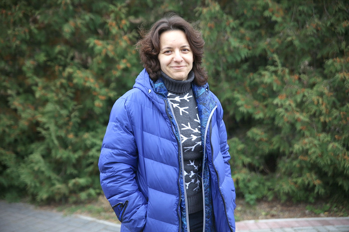 Наталья Коцупир. Фото: Евгений ТИХАНОВИЧ
