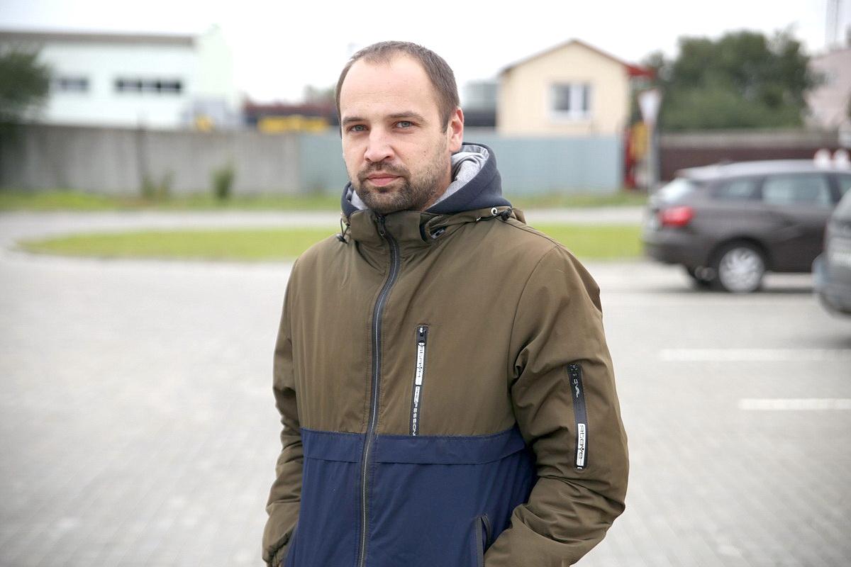 Сергей Азарко. Фото: Евгений ТИХАНОВИЧ