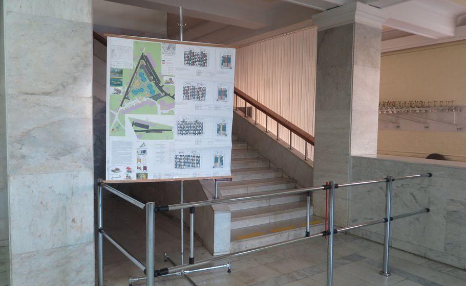 В Барановичах началось общественное обсуждение строительства новых многоэтажек в Южном микрорайоне