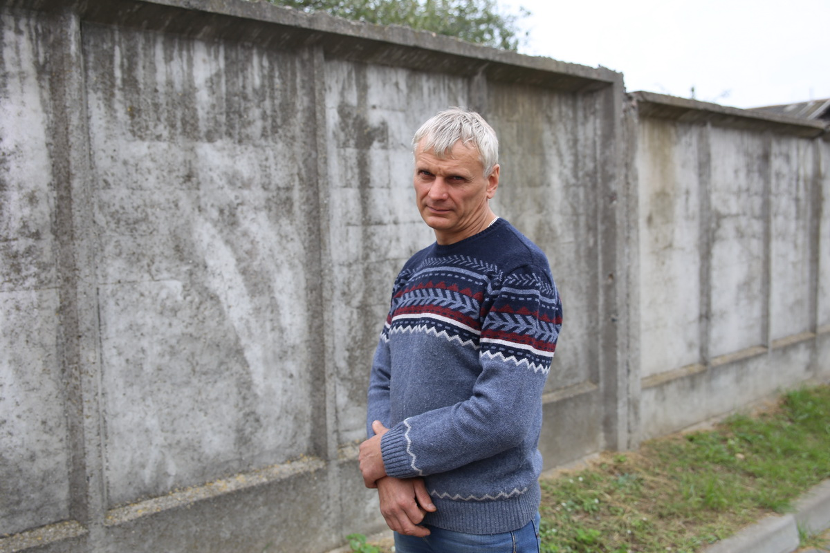Сергей Сидоркевич. Фото: Татьяна МАЛЕЖ