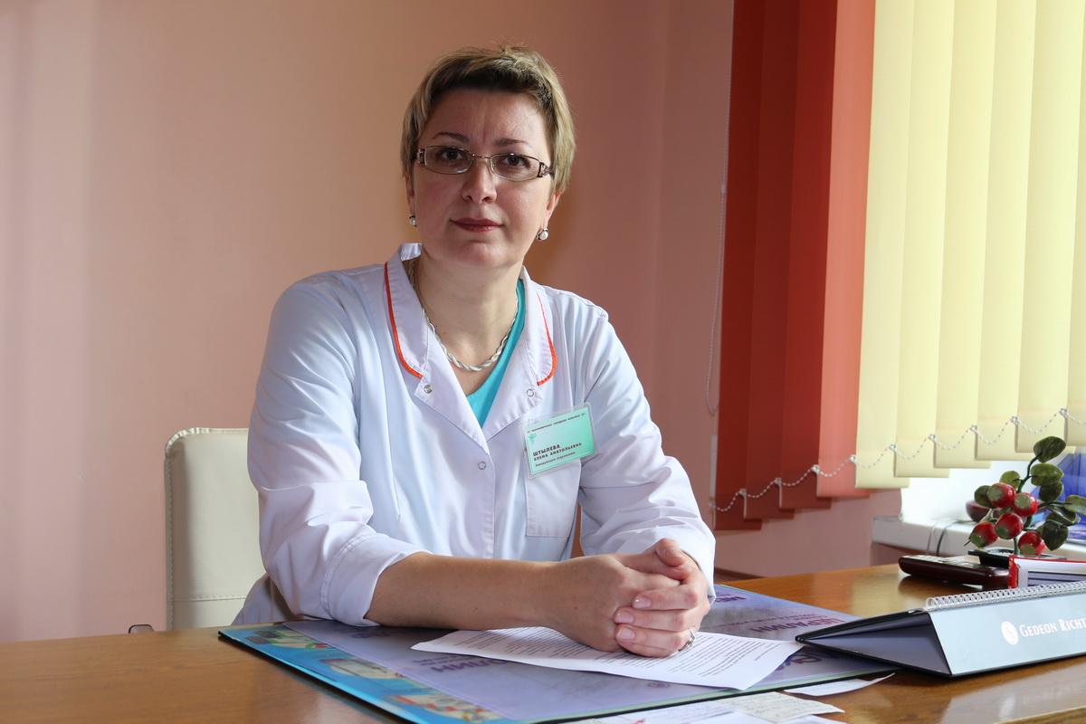 По словам Елены Штылевой, с начала года диагноз «ревматоидный артрит» в городской больнице №2 поставили  57 пациентам. Большинство из них – люди трудоспособного возраста. Фото:  Александр ЧЕРНЫЙ