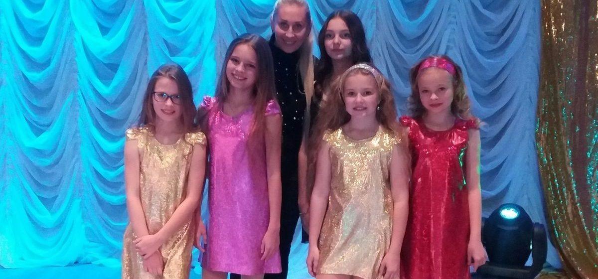 Барановичские вокалисты привезли награды с международного и республиканского фестивалей