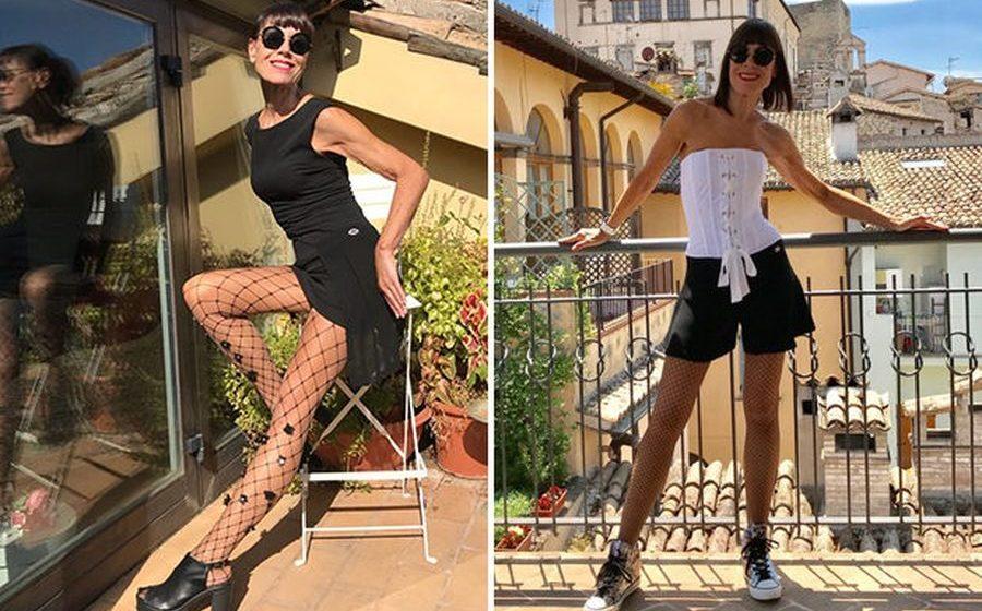 Спорт, вино и лучезарная улыбка: как 70-летняя итальянка сохранила фигуру девочки-подростка