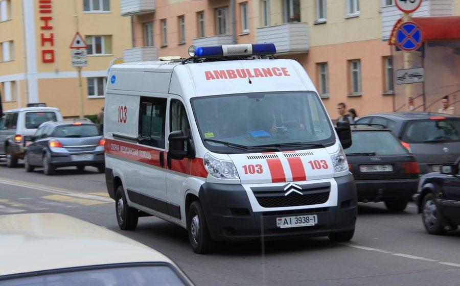 В Сморгонском районе маршрутка вылетела в кювет, есть пострадавшие