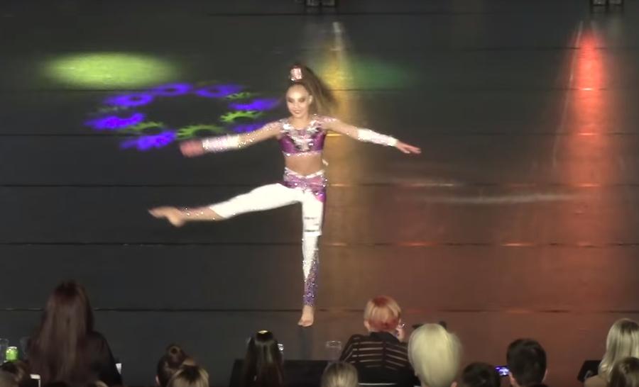Белорусская девочка стала чемпионкой мира среди юниоров по диско и диско-фристайлу