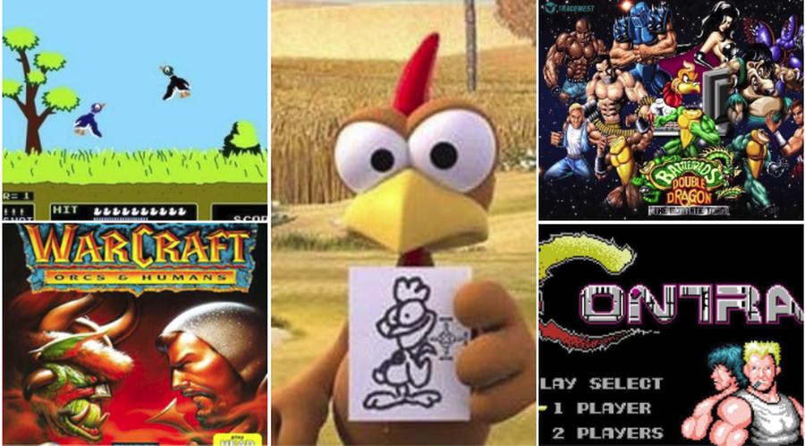 Тест. Помните ли вы компьютерные игры 90-х?