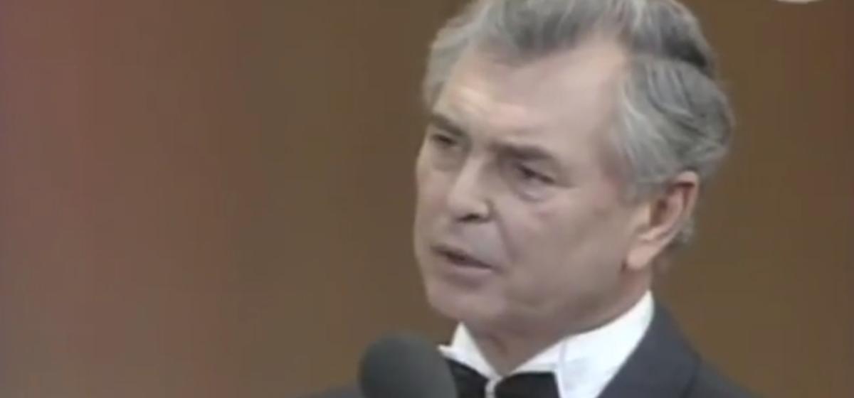 В Москве умер пародист Юрий Григорьев