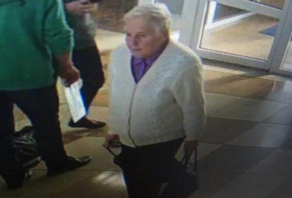 Барановичская милиция разыскивает женщину, которая на вокзале украла чужие вещи