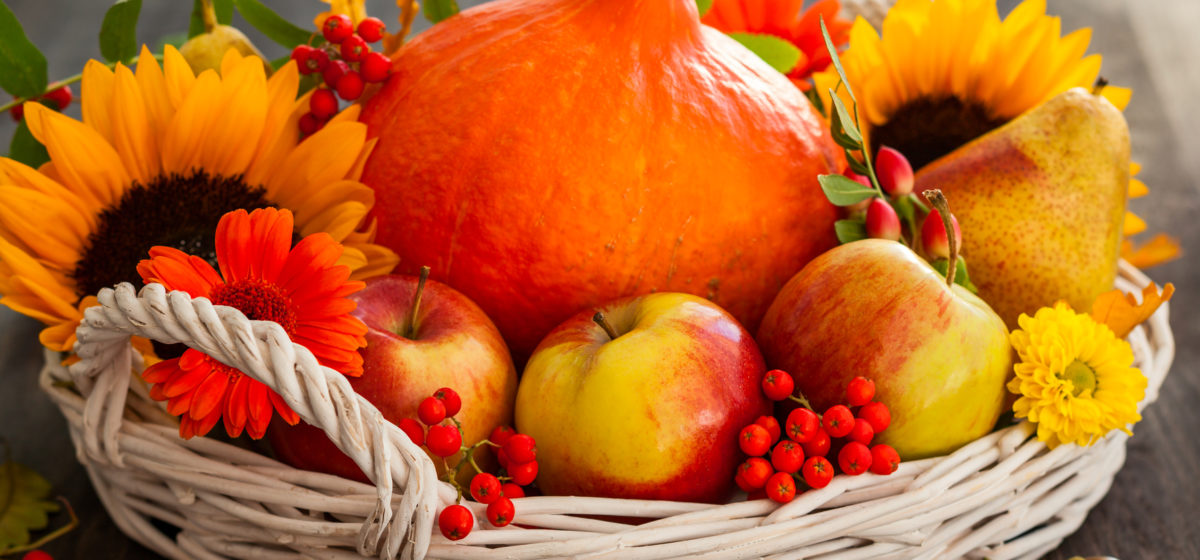 ТОП-7 полезных продуктов октября, которые стоит включить в рацион
