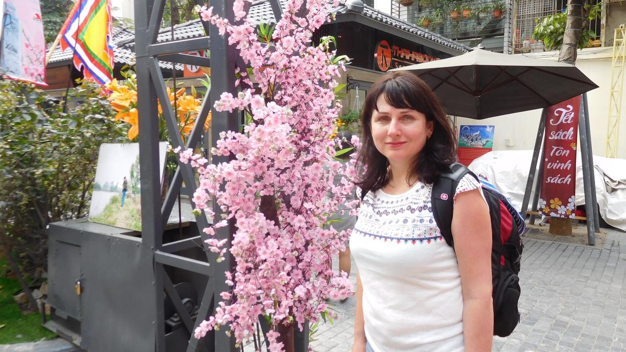 Анжела Козловская считает, что во Вьетнам не стоит ехать привередливым людям и тем, кто привык к комфортному отдыху.  Фото: Архив семьи Козловских.
