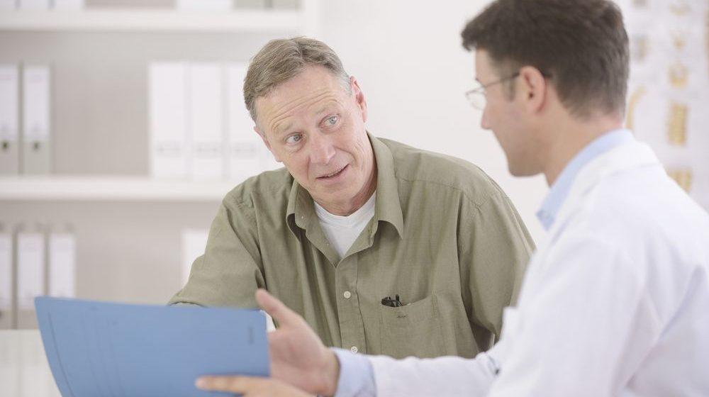 Десять признаков рака предстательной железы, которые можно упустить