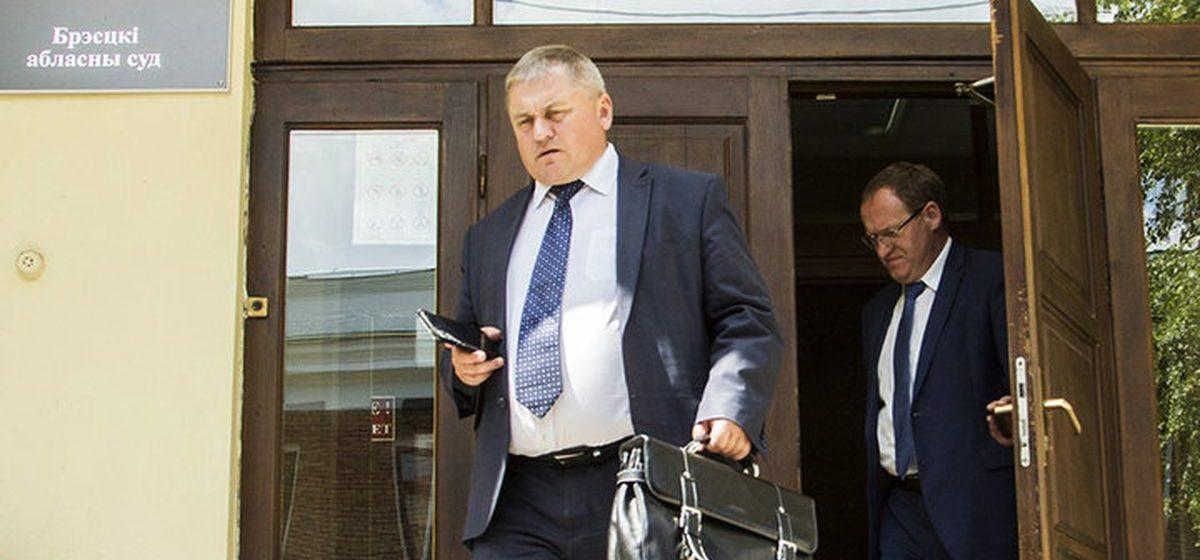 В Бресте за взрыв на Лунинецкой ТЭЦ осудили главу «Брестэнерго» и первого зама «Белэнерго»