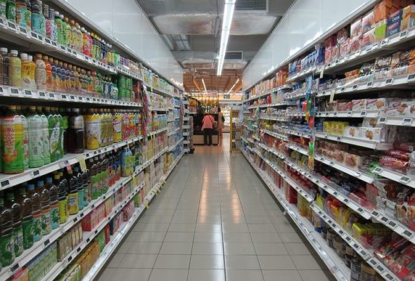 Где магазинов больше: в Барановичах, Пинске или Бресте?