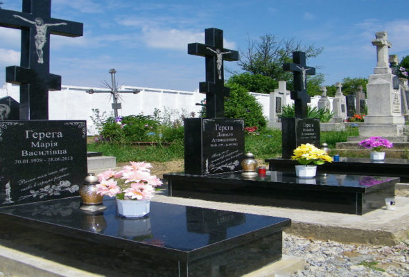 Памятники, в которых воплощается память