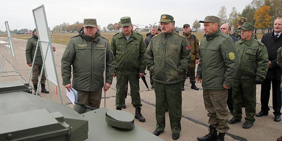 Лукашенко о дедовщине: «Это армия, это было всегда»