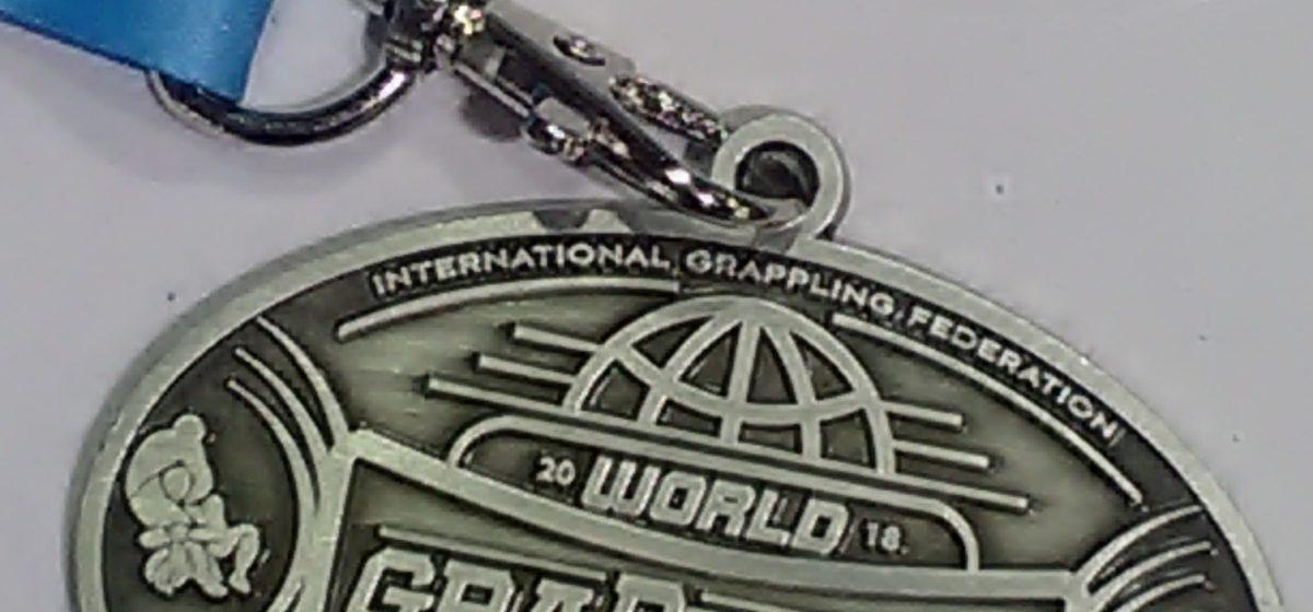 Сотрудник Барановичского ГРОЧС завоевал серебро международного чемпионата по грепплингу