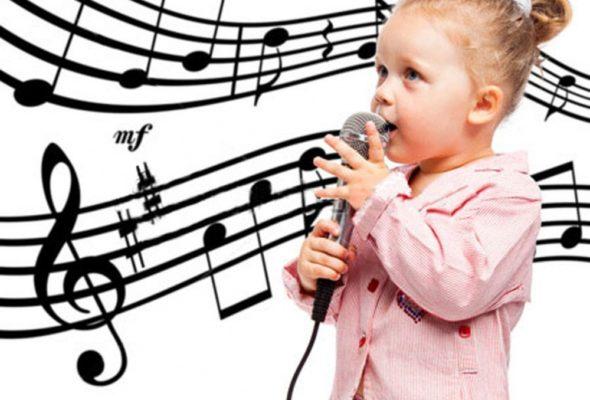 Детские песни на английском языке