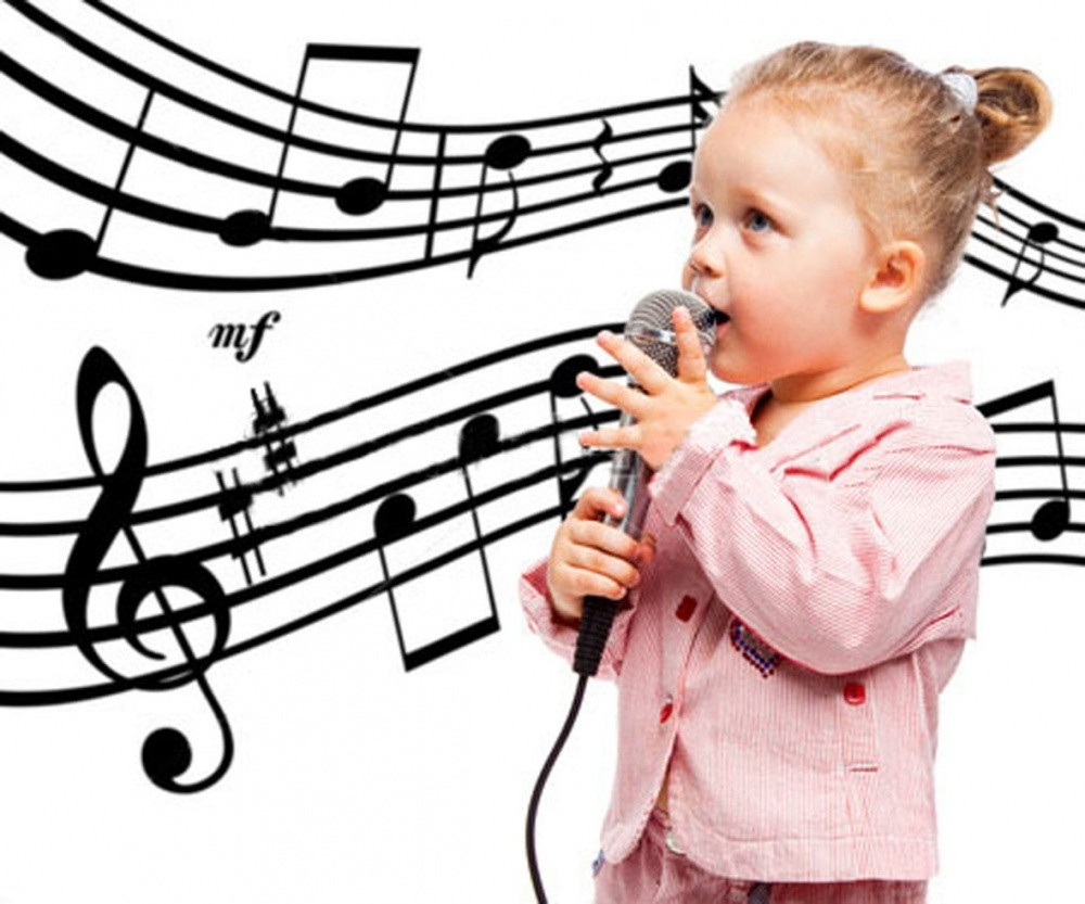 Картинки музыка детские