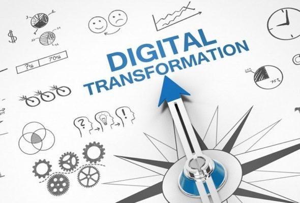 Основа для цифровой трансформации предприятия