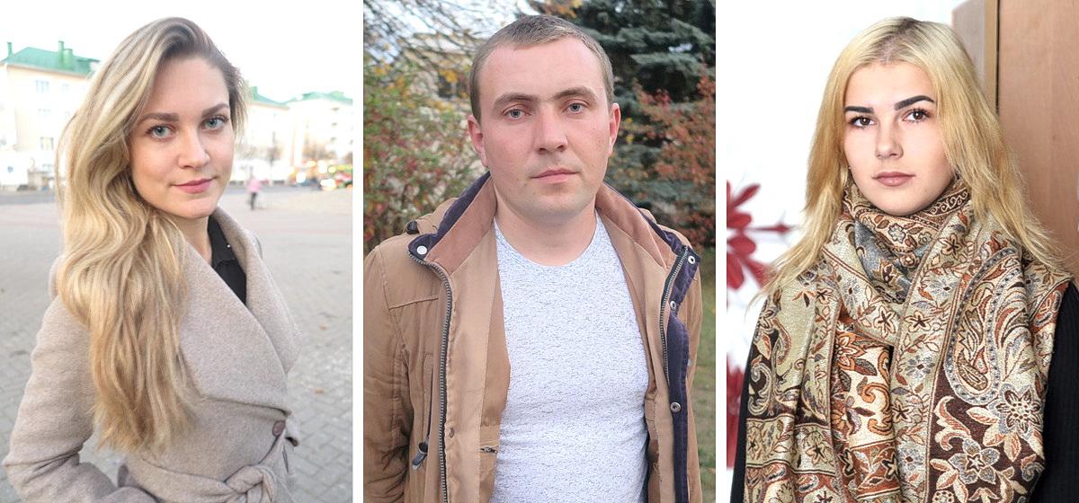 Марина Белькевич, Александр Кожокарь, Марина Дегтярик.