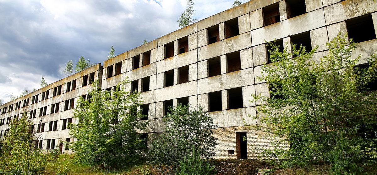 В Барановичах недостроенные здания мясокомбината в очередной раз выставили на аукцион