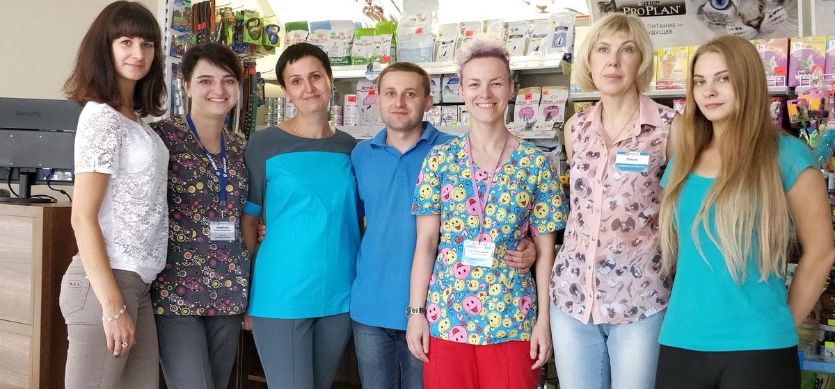 Ветеринарная клиника и зоомагазин «Айболит» теперь и в Боровках!*