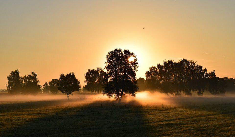 Какая погода будет в Беларуси в последний день октября
