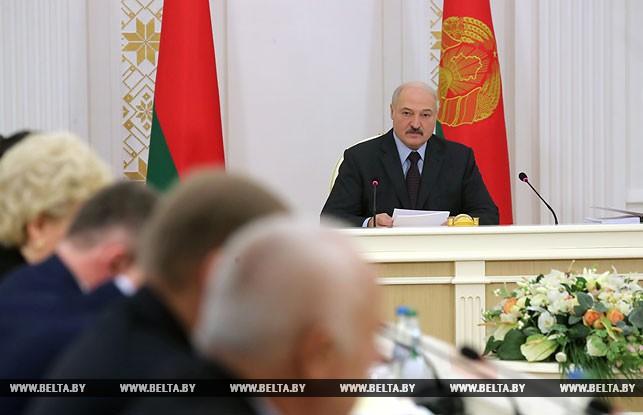 Лукашенко: Правительство Румаса такое же беспринципное, как и правительство Кобякова