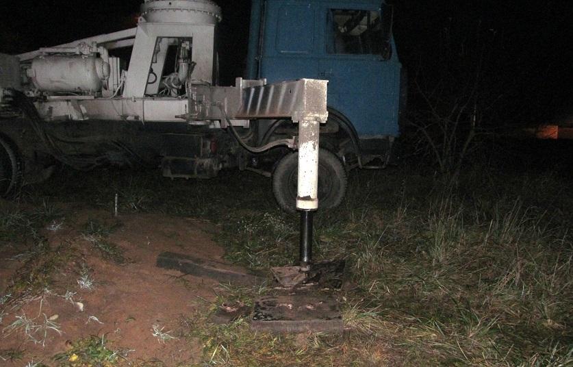 В Воложинском районе при заливке фундамента погиб предприниматель