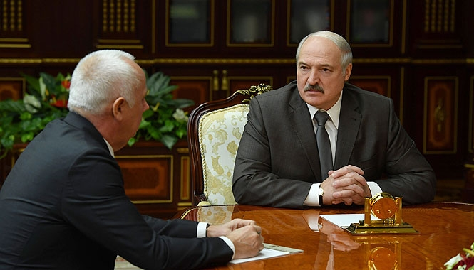 Лукашенко: «К выборам мы должны подойти так, чтобы в умах людей даже не было альтернативы»