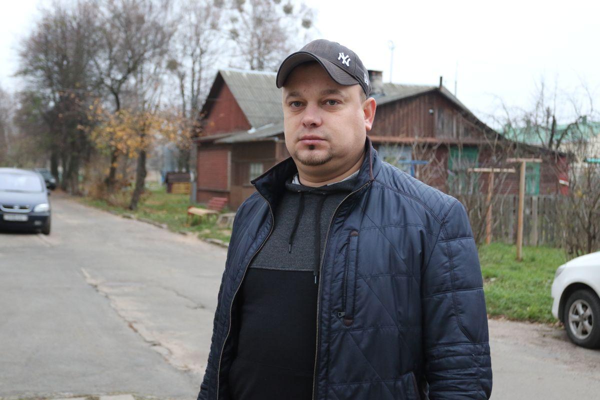Александр Зданович. Фото: Александр ЧЕРНЫЙ