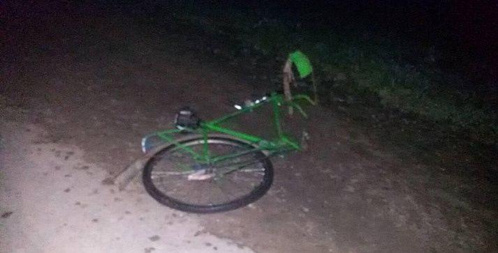 В Ляховичском районе машина сбила велосипедиста. Он умер (обновлено)