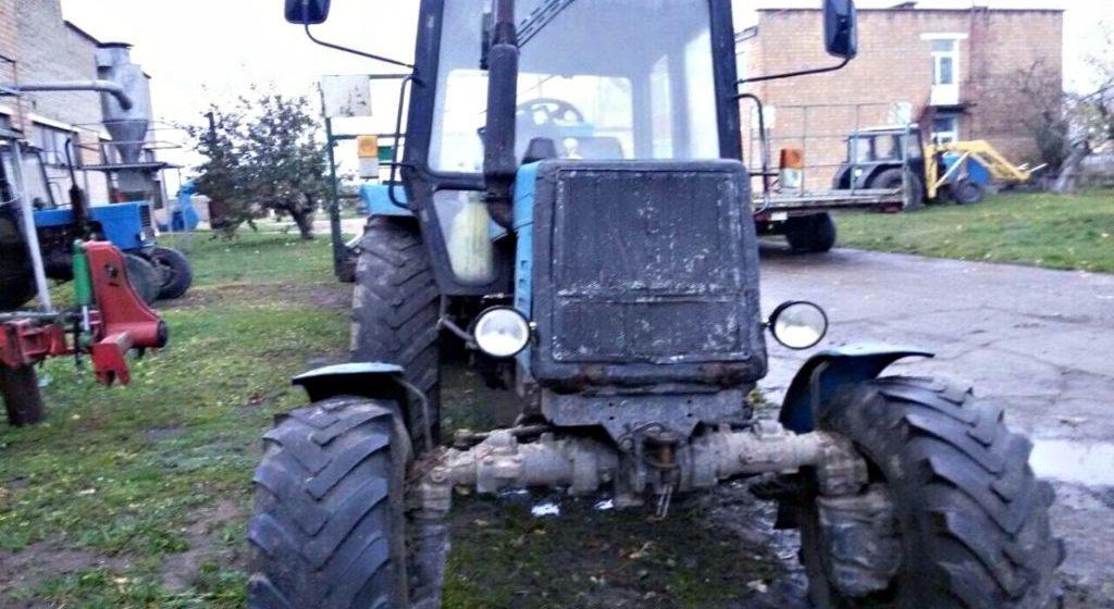 Более 2000 рублей штрафа заплатит тракторист, которого задержали с 5,4 промилле алкоголя в крови