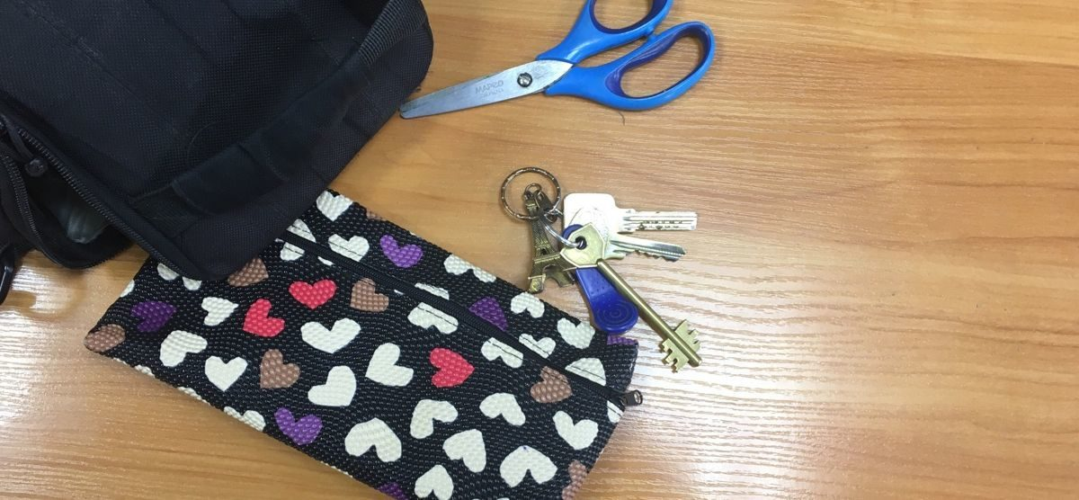 В Барановичах у женщины украли дорожную сумку с косметичкой и связкой ключей