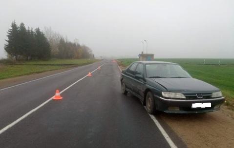 Стали известны подробности аварии на железнодорожном переезде в Барановичском районе
